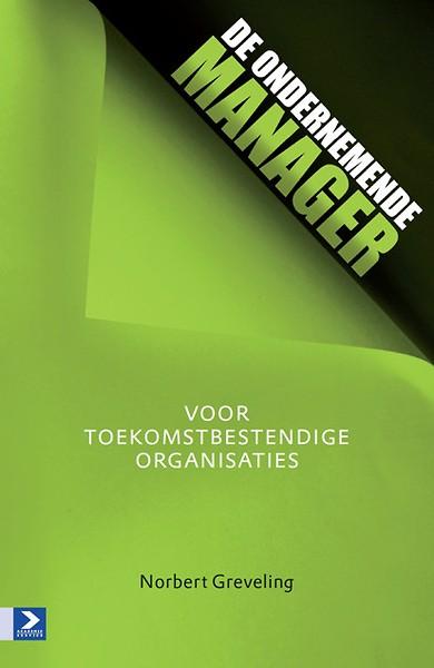 De ondernemende manager (cover)